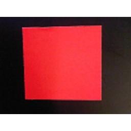 Etiket 2928 fluor rood permanent 21.000