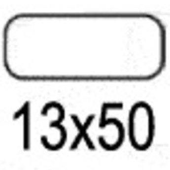 Apli Apli-nr. 01863 mapje universele permanente etiketten  13x50 mm - 600st