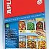 Apli Apli inkjet magnetic schaplabel 28x80 mm