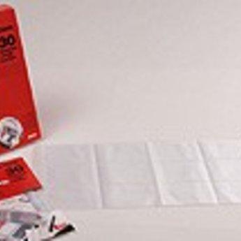"""Apli Apli-nr. 12459  Extendable card holder refill """"APLI card system"""". Sleeve-type, extendable card holder refill with capacity for 30 cards"""