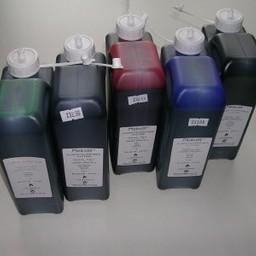Plekolit Plekolit inkt zwart 1 liter vr stiftpot