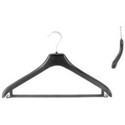 Hanger zwart NF44 met broeklat