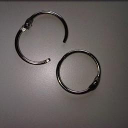 Warenring diameter  75 mm met scharnier