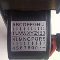 Blitz Preisauszeichner BLITZ C20 10 Alfa+10 Cijfers