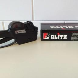 Blitz Prijstang BLITZ S10 1 lijn 5klein 5groot