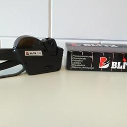 Blitz Preisauszeichner BLITZ C10 10 groot