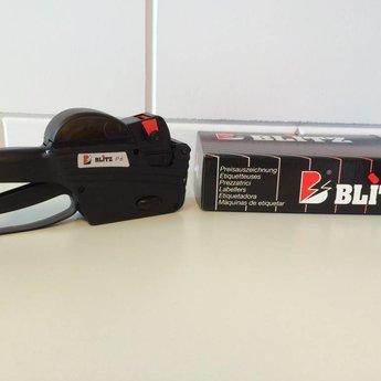 Blitz Prijstang Blitz P6 afdruk ?34.56 of 999.99 Passende etiketten beginnen met artikelnr. 27093...
