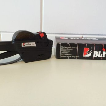 Blitz Prijstang Blitz P6 afdruk €34.56 of 999.99
