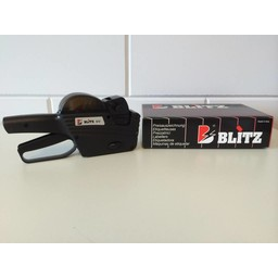 Blitz Prijstang BLITZ M6 grote afdruk ?999.99