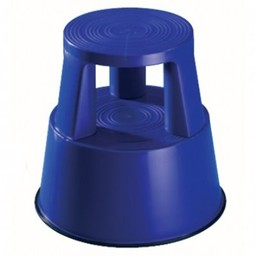 Wedo TwinStep blauw -opstapkrukje Olifantpoot