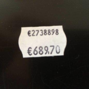 Evo Prijstang Evo Evolution S14 (2616-86) 2-regelige prijstang.