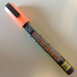 ZIG Illumigraph ZIG Illumigraph PMA-510 krijtstift oranj