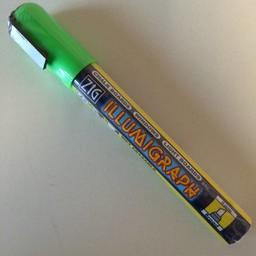 ZIG Illumigraph ZIG Illumigraph PMA-510 krijtstift groen