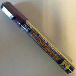 ZIG Illumigraph ZIG Illumigraph PMA-510 krijtstift paars