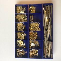 Bock Prijskassette Brilant 1409 Gold