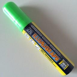 ZIG Illumigraph ZIG Illumigraph PMA720 krijtstift groen
