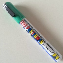 ZIG Posterman Posterman PMA-50 stift smal 2-6 mm groen