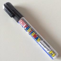 ZIG Posterman Posterman PMA-50 stift smal 2-6 mm zwart