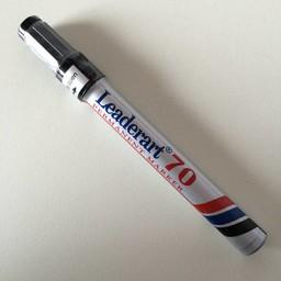 Leaderart Leaderart 70 stift zwart lijn 1-3 mm