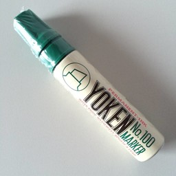 Yoken Stift Yoken Giant 100 groen beitelpunt