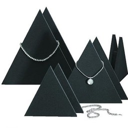 Presentatie set driehoek groot 3-delig