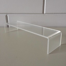 Acryl-bruggetje 25x7cm hoog  50mm