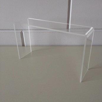 Acryl-bruggetje 25x7cm hoog 150mmMade in Holland