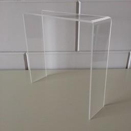 Acryl-bruggetje 25x7cm hoog 250mm