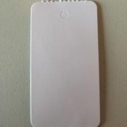 Hangetiket op rol 30x58 mm smal wit 2000