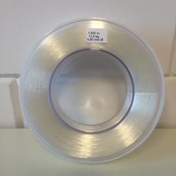 Nylon-draad 0,50 x 1000 meter 11,5 kg