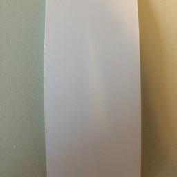 Hangetiket op rol 91x39mm blanko1000/rol