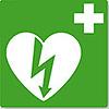 Apli Pictogram  Defibrillator