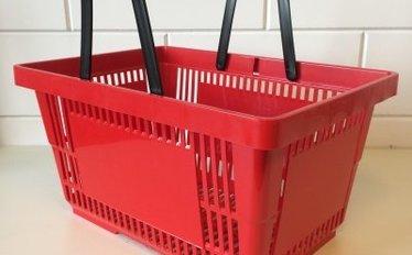 Einkaufskorben