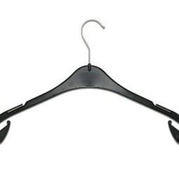 Hanger zwart T43 , breedte 43cm 2 rokink