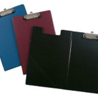 Klembord / Schrijfbord / Clipboard standard A4 met zware klem, kleur zwart