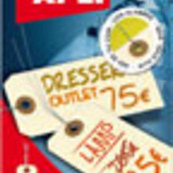 Apli Apli-nr. 101663  Labels 100x51 mm verpakking met 10 stuks met metaaldraadjes. Shipping tags. Om te beschrijven met pen, van prijs of nummer.