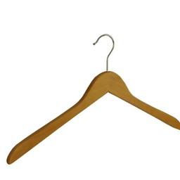 Houten hanger 43cm geen broekat geen ink