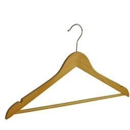 Houten hanger 43cm knik broeklat rokink