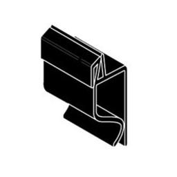 Schaalklem universeel 32mm breed zwart