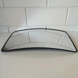 Bewakingsspiegel vlak 40x60 cm ABS