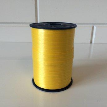 Krullint 4,8 mm/500 meter hardgeel