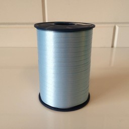 Krullint 5mm/500 meter lichtblauw