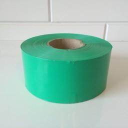 Afbakeningslint 250 m x 8cm groen