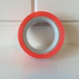 Tape oranje BREEKBAAR FRAGILE