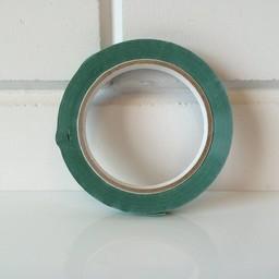 Tape groen 12mm x 66m grote kern