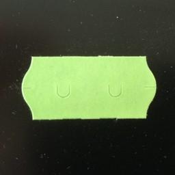 Etiket 2612 groen permanent  54.000