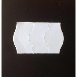 Etiket 2516 wit perm golf veiligheidssni