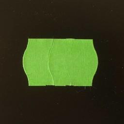 Etiket 2516 golf groen perm zekerstanzin