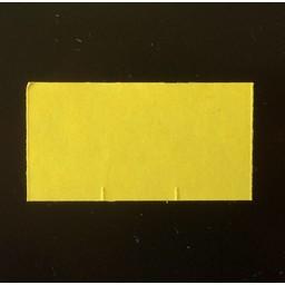 Etiket 3719 geel permanent 25.000