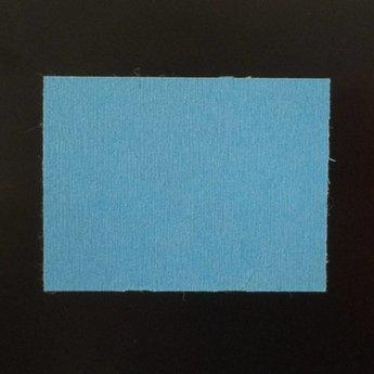 Etiket 3728 blauw permanent  25 rollen